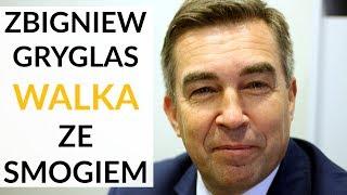 Gryglas o walce ze SMOGIEM: Kwestia jakości paliw - rząd musi się za to zabrać