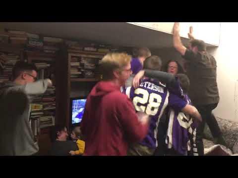 Minneapolis Miracle fan reactions