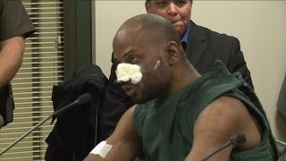 Father accused of killing 11-month-old daughter makes first court appearance