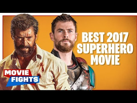 Best Superhero Movie of 2017?? MOVIE FIGHTS SNEAK PEEK!