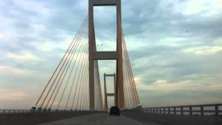 The New John James Audubon Bridge