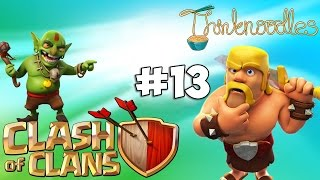 Clash Of Clans : Ep 13 - New Farming Base Design