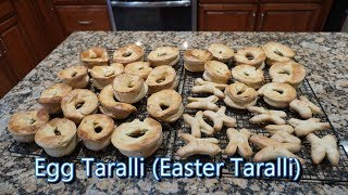 Italian Grandma Makes Egg Taralli (Easter Taralli)