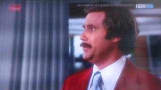 Ron Burgundy Poop Mouth (International Version)