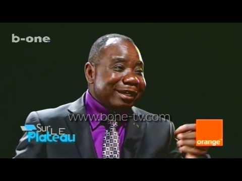 Sur Le Plateau avec le Pasteur Marcel Mbungu
