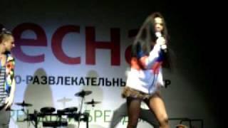 бьянка сучка подруга Барнаул открытие ТРЦ ВЕСНА