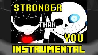 Sans Battle - Stronger Than You - Instrumental w/ SFX