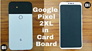 Google Pixel 2XL Cardboard - Hand On Overview l First Look l Briendined iPhones