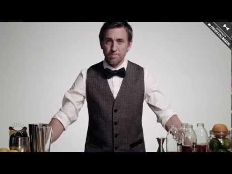 Signature Cocktails -- Mr Porter iPad Magazine