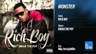"Rich Boy ""Monster"""