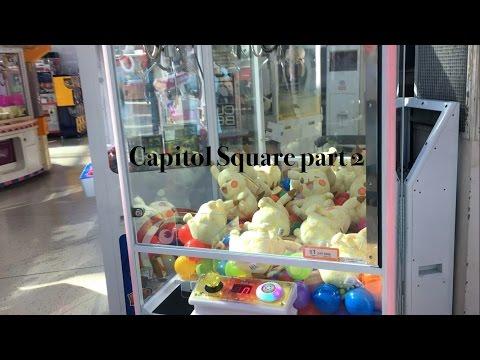 Capitol Square Gaming Arcade part 2 (Dragonite OP)