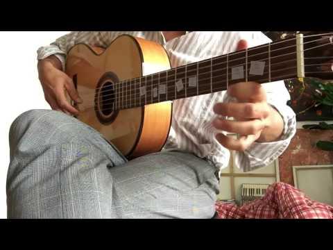 Klezmer Scale in open Tuning (Vito Gaarin)