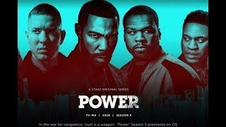 """Is The Original """"Power"""" Theme Song Better Than The New One?"""
