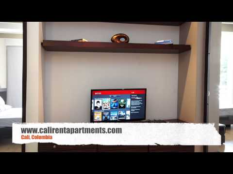 Luxury Furnished Apartment Rental in Cali Colombia near Chipichape