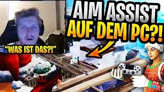 👉HARMII HAS AIM ASSIST ON PC?! 👈 | MEXIFY TROLLT RASKOLOGY 😂 | FORTNITE GERMAN HIGHLIGHTS