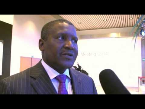 African Business Weekly From Davos