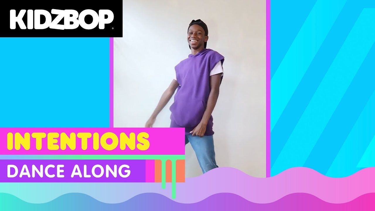 KIDZ BOP Kids - Intentions (Dance Along)