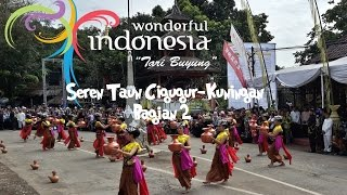 Seren Taun 22 Rayagung Saka Sunda, Cigugur-Kuningan Part 2