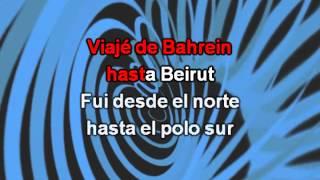 Shakira karaoke - Ojos Asi, lyrics