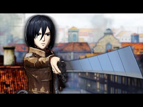 MIKASA THE MONSTER | Attack On Titan: Wings Of Freedom #3