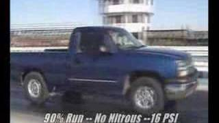 10 second parish chevy truck 10 65 1320video