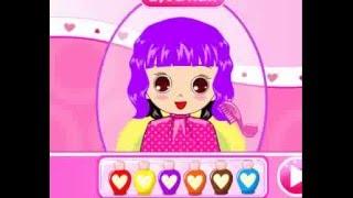 Новые Игры Стиль Волос Играть Онлайн Бесплатно Для Маленьких Детей Барби