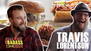 Don't Trust Anybody in The Industry-Brews & Eats With Badass Peeps- Travis Lorentson-The Borough