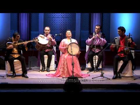 Mugam: Classical music of Azerbaijan