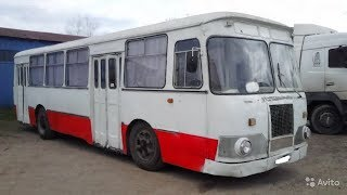 ЛИАЗ  677 Автобус из детства / продают на авито за 200 к.выживший Луноход №677:(, 2018-01-09T11:44:09.000Z)