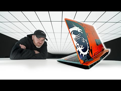 This Gaming Laptop is INSANE