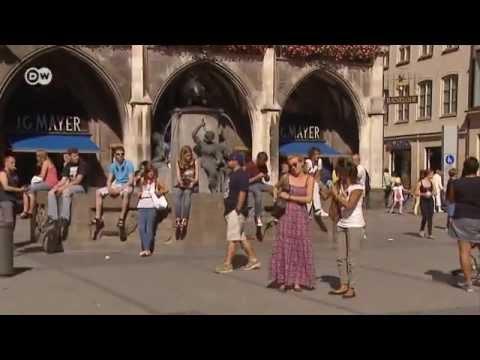 München - sommerliche Bayernmetropole | Hin & weg