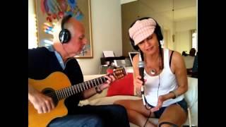 """Natural Woman"" Ivy Markaity voice & Daniel Talevi Acoustic guitar"