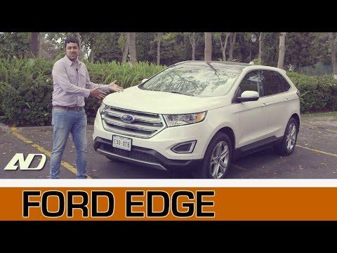 Ford Edge ⭐️ - Comodidad por encima de todo