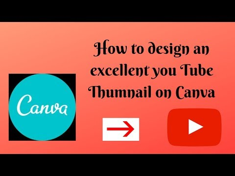 What is Canva?How to design  an excellent you tube thumnail on canva? - Tech Teacher Debashree