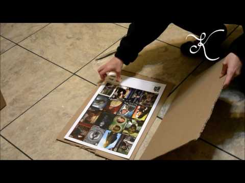 how-to-package-and-ship-a-flat-poster-that-can't-be-rolled-or-folded-|-tips-for-selling-on-ebay