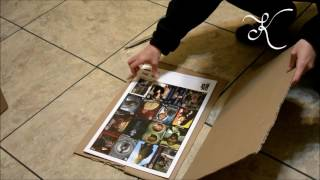 How To Package and Ship a Flat Poster That Can't Be Rolled or Folded | Tips for Selling on eBay