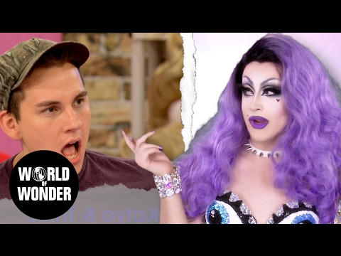 Laila McQueen's Top 12 Studs from RuPaul's Drag Race