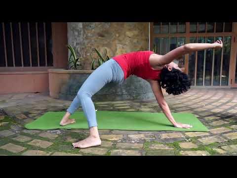 Yoga with Miuru Jayaweera