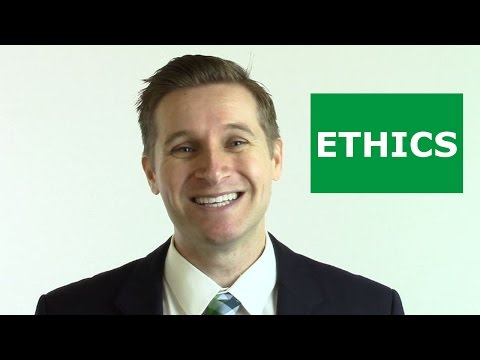 Business Ethics Example