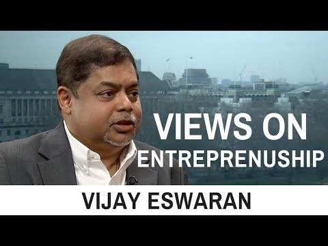 Vijay Eswaran | 3Ds of Entrepreneurship