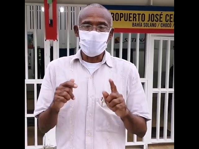 BAHÍA SOLANO SUSPENDE TEMPORALMENTE REQUISITO DE PRUEBA COVID PARA INGRESO