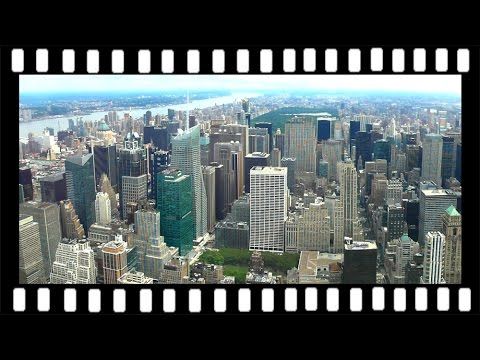 New York City .... a montage of photos and video clips