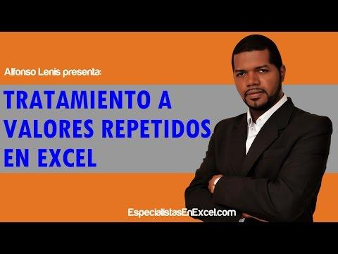 ... dos listas en excel 2010 - -- TUTORIAL DE EXCEL 7 | FunnyCat.TV
