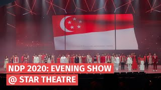 NDP 2020: Evening Show at Star Performing Arts Theatre