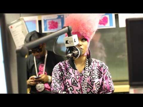Nicki Minaj  - KISS FM UK