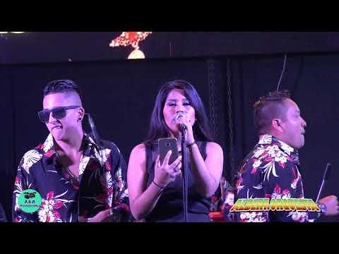 PORQUE UN HOMBRE NO LLORA (DERECHOS RESERVADOS) - ALBERT ORQUESTA...SAN JUAN MASIAS DOM. 04-11-2018