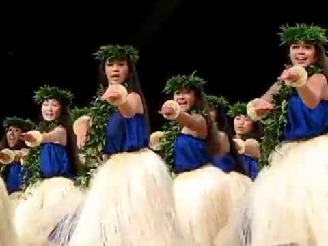 Merrie Monarch - Ua Nani Ha