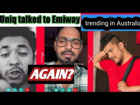 REBIRTH trending in Australia| Uniq Poet about Emiway| 2b Gamer channel back Soon| Alish Rai| Baadal
