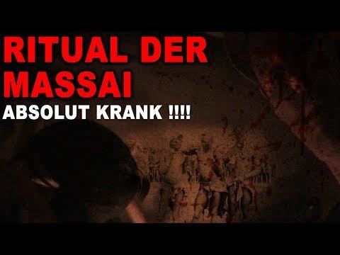 RITUAL DER MASSAI - TOTAL KRANK !!!!
