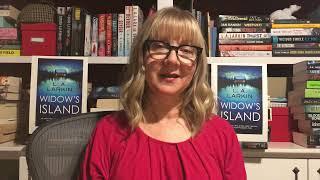 L.A. Larkin's 1 minute summary of Widow's Island